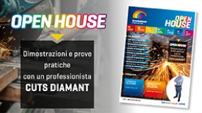 Open House - CUTS DIAMANT